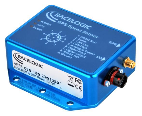 Un Capteur GPS de Vitesse VBSS